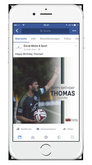 Social Media &Sport