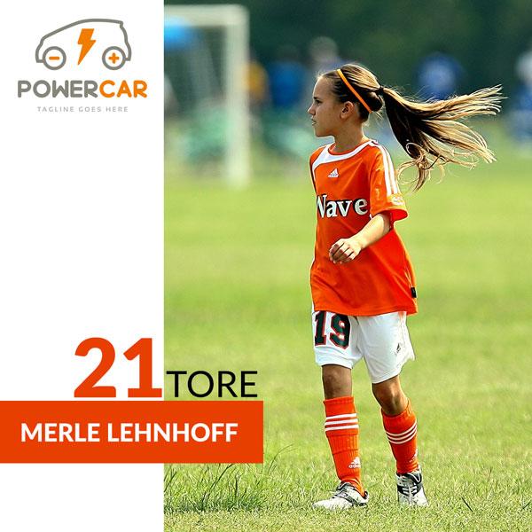 Social Media & Sport: Spielerportraits